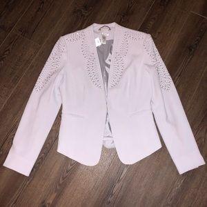 Size 6 new embellished Cache jacket